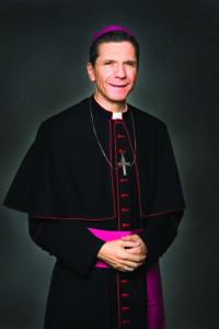 Archbishop Gustavo Garcia Siller Official
