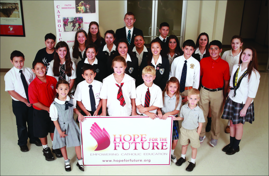 Appeal donors opening doors: Tuition assistance -