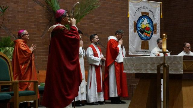 Catholic Convocation Back to School Mass 2018 at St. Mark the Evangelist Catholic Church. Photos: Veronica Markland, Today's Catholic Newspaper