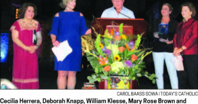 Rose Window Award Gala draws record number