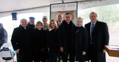Archbishop names and blesses ground of new parish site as part of the On the Way – ¡Ándale! Capital Campaign Mary, Mother of the Church Catholic Parish announced Dec. 8