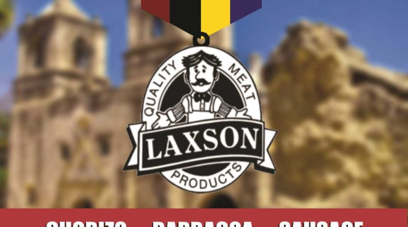 Laxson 2019 Fiesta Medal