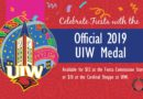 UIW Official 2019 Fiesta Medal