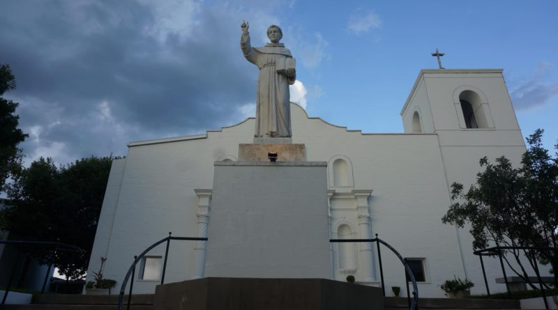 St. Anthony of Padua called an apostle of conversion and the sacrament of reconciliation