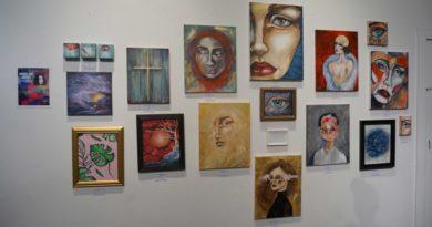 Catholic Charities hosts World Refugee Day Art Event