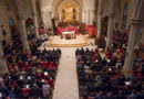 Processions, music and ritual unite legal community during Red Mass
