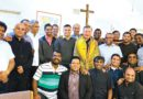 Indian priests' host Thanksgiving with Archbishop Gustavo