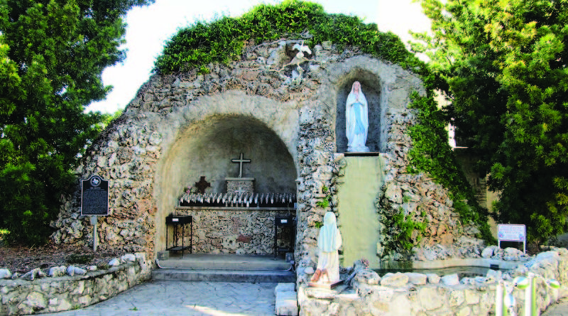 Spanish Flu of 1918: The story behind the grotto