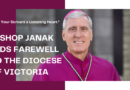 Bishop Janak bids farewell to the Diocese of Victoria